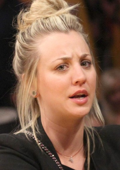 Kaley Cuoco No Makeup