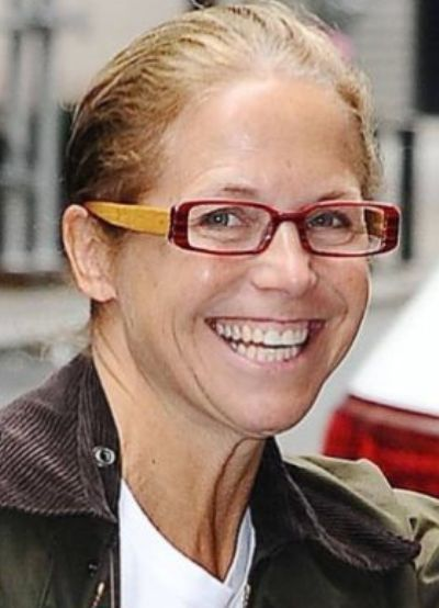 Katie Couric Without Makeup