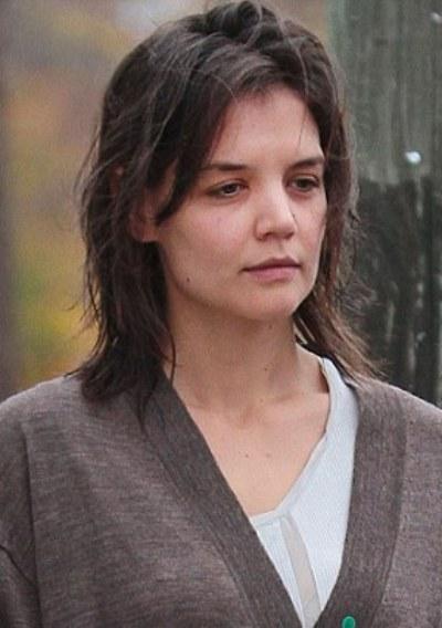 Katie Holmes No Makeup