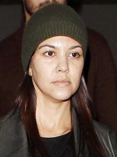 Kourtney Kardashian Without Makeup Pictures