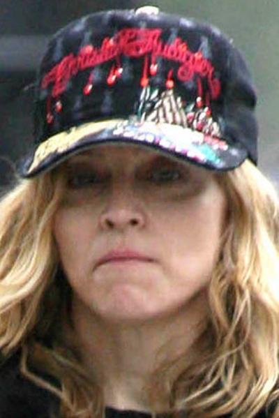 Madonna No Makeup Images