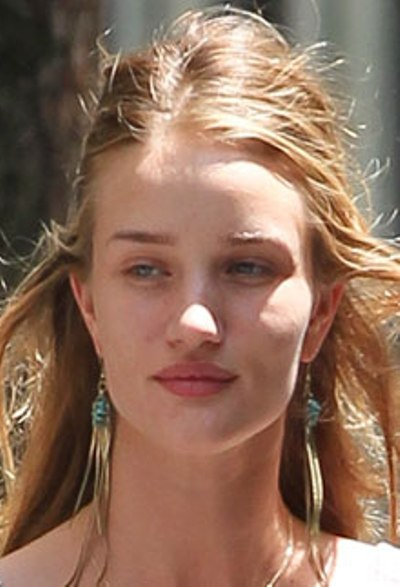 Rosie Huntington-Whiteley Without Makeup Pictures