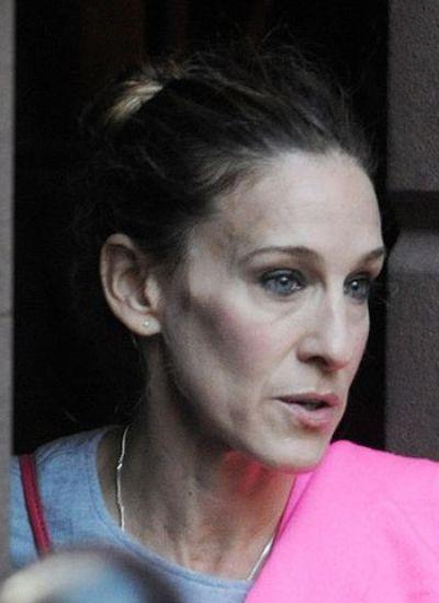 Sarah Jessica Parker No Makeup Pictures