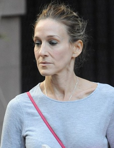 Sarah Jessica Parker Without Makeup Images