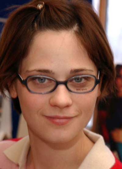 Zooey Deschanel No Makeup Pictures