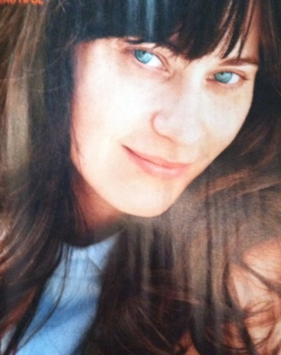 Zooey Deschanel Without Makeup