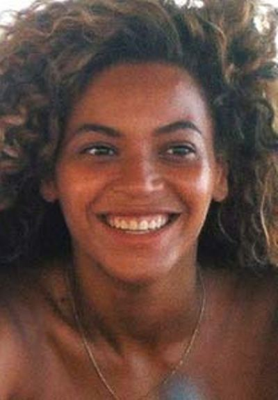 Beyonce Without Makeup Pictures