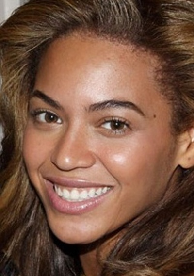 Beyonce No Makeup Pictures