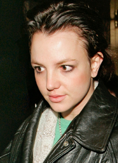 Britney Spears Without Makeup