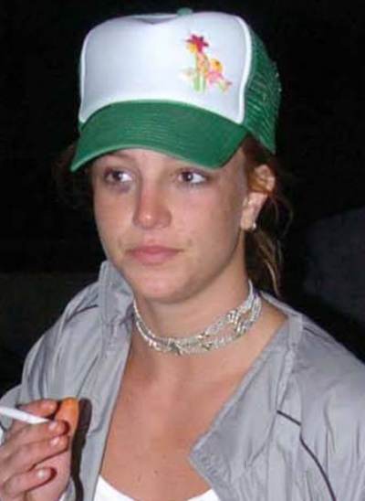 Britney Spears Without Makeup Photos