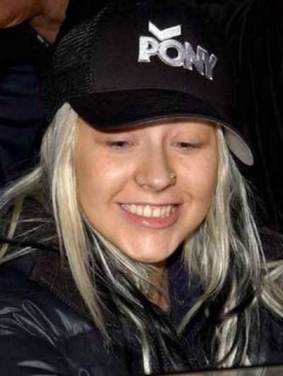 Christina Aguilera No Makeup Pictures