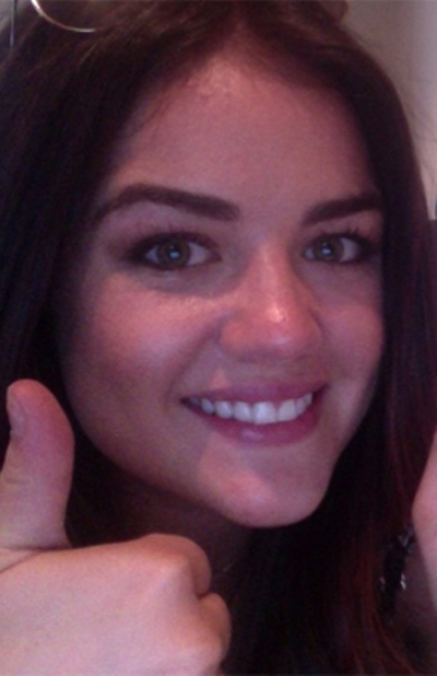 Lucy Hale Without Makeup Pictures
