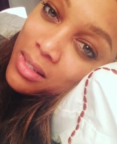Tyra Banks No Makeup Pictures
