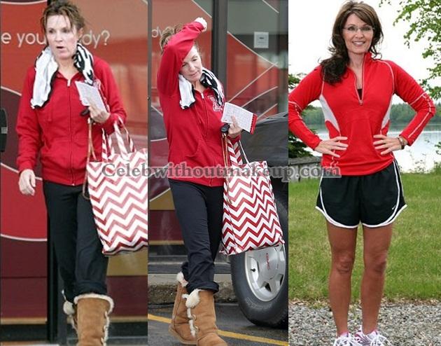 Sarah Palin Without Makeup