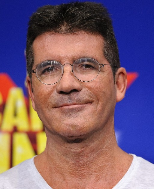Simon Cowell Without Makeup