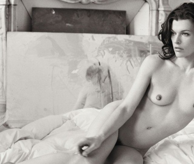 Milla Jovovich Nudes Celebrity Leaked Nude Pictures Hacked