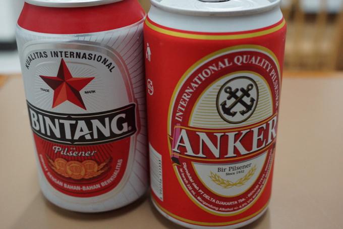 インドネシアで飲めるビール