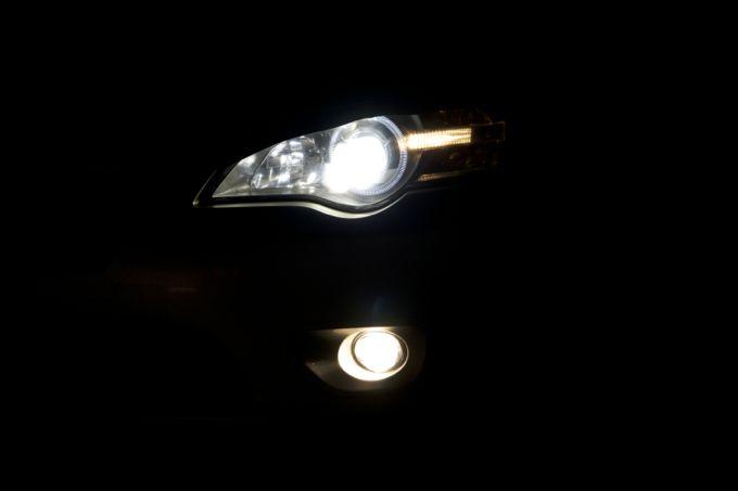 ライトアップ step2