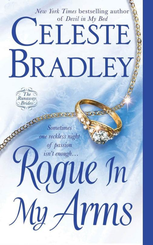 Rogue in My Arms - The Runaway Brides - Book 2 - Cover