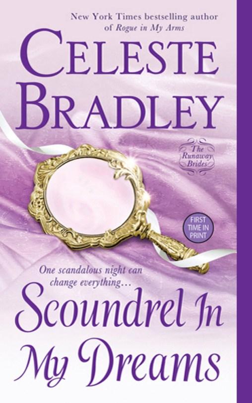 Scoundrel in My Dreams - The Runaway Brides - Book 3 - Cover