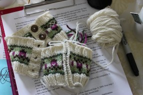 Sage Yarn Winter Workshop
