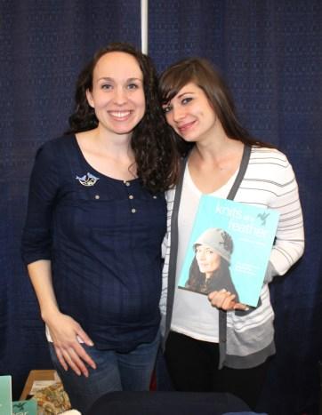 Celeste and Jessica at Rhinebeck