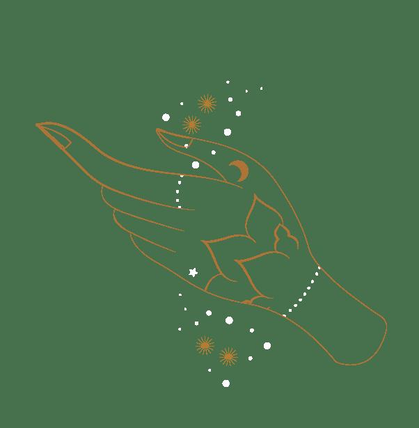 hand2 - Celestial Skin