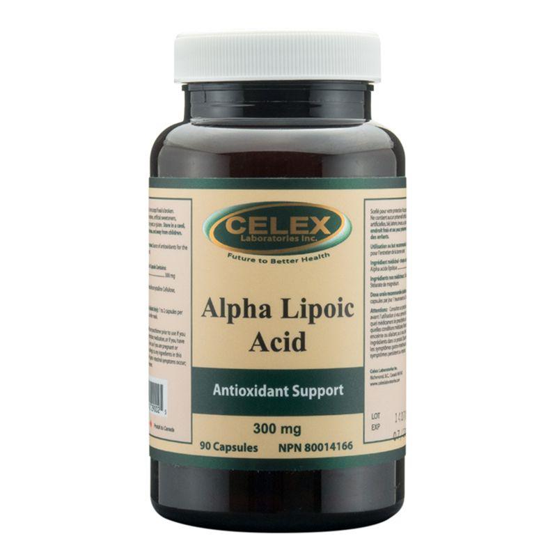 Celex Alpha Lipoic Acid