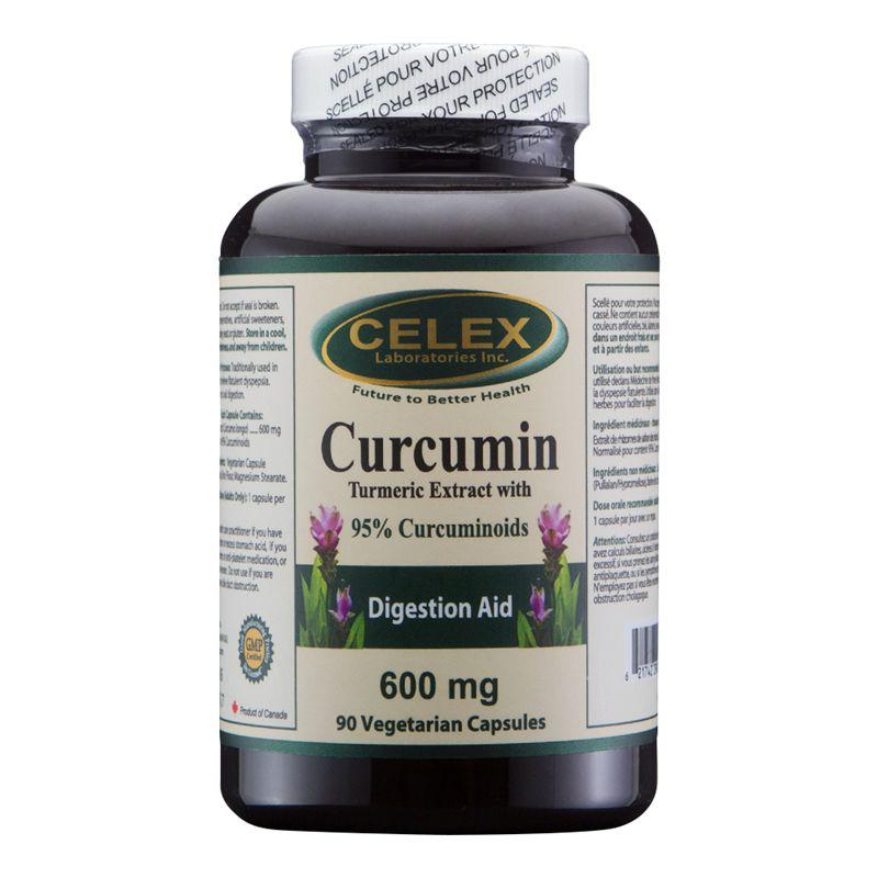Celex Curcumin 95% Extract