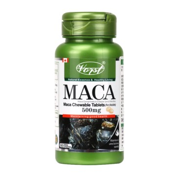 Vorst Maca Chewable Tablet