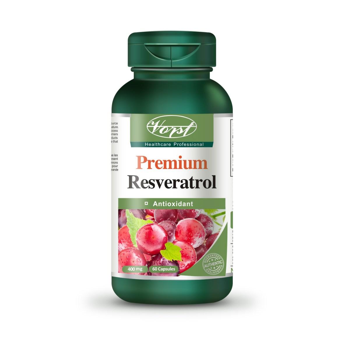 Premium Resveratrol
