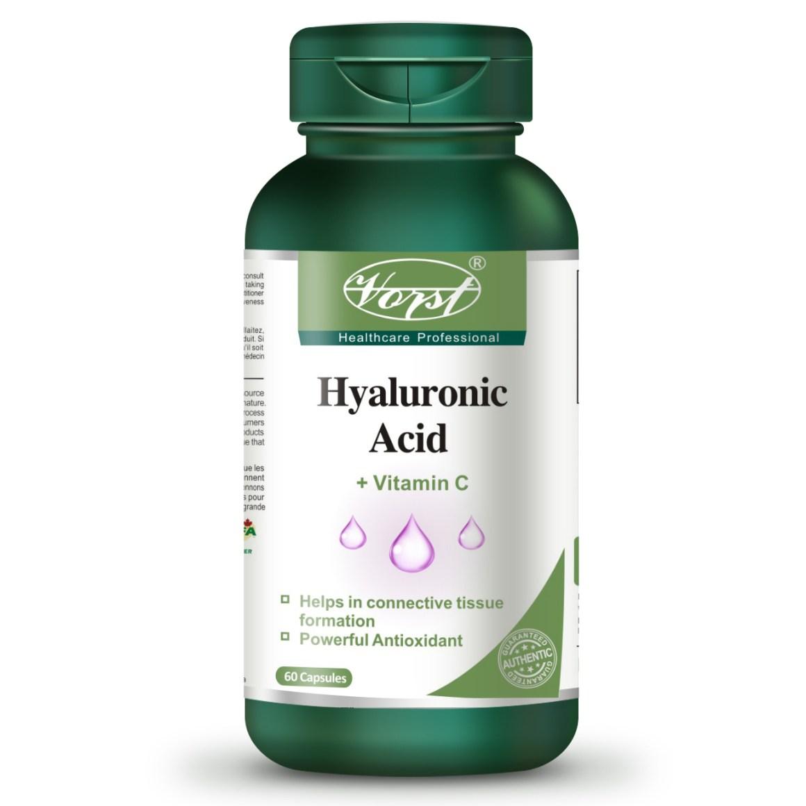 Hyaluronic Acid Bottle