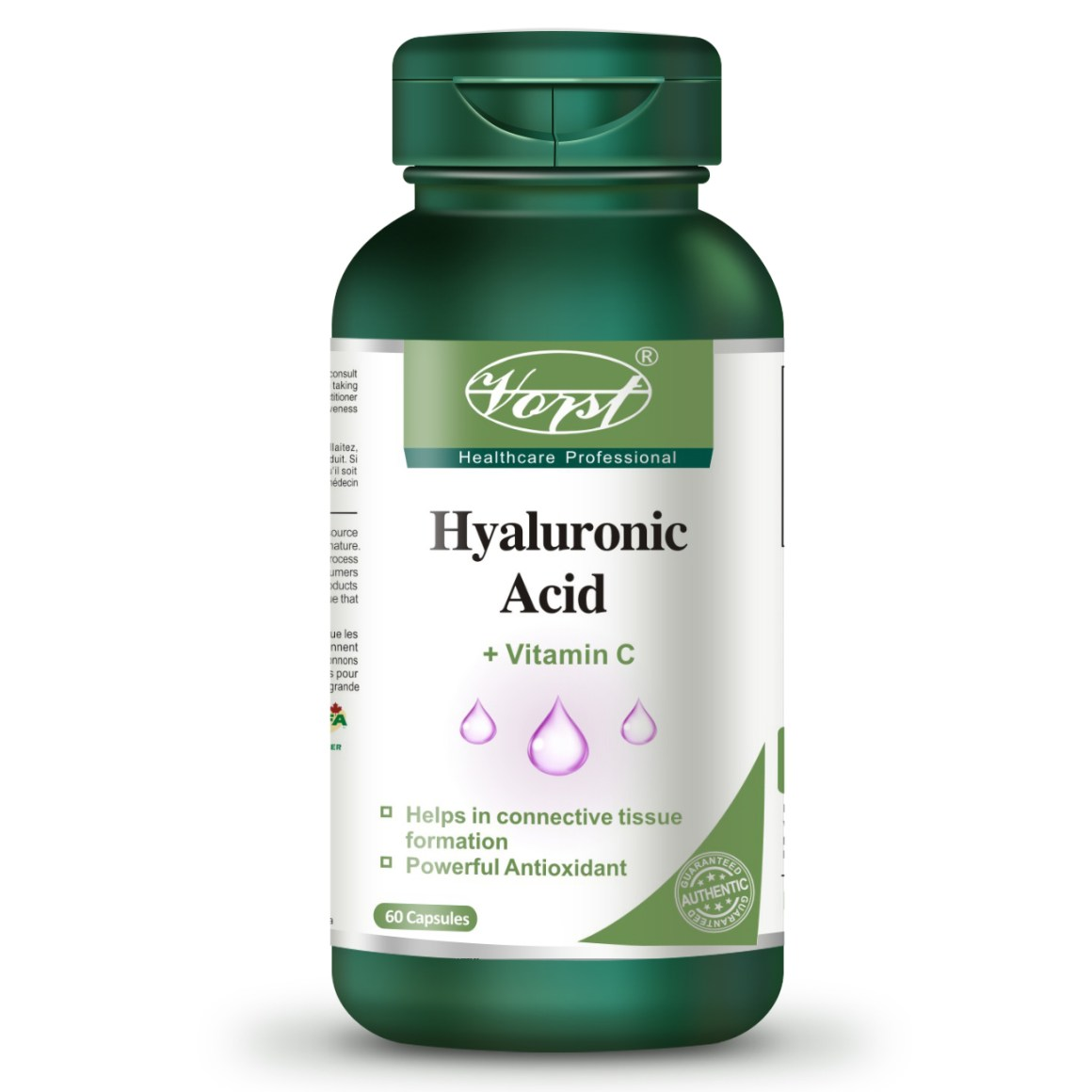 Hyaluronic Acid Bottle