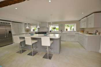Bespoke Kitchen in the Vale of Clwyd