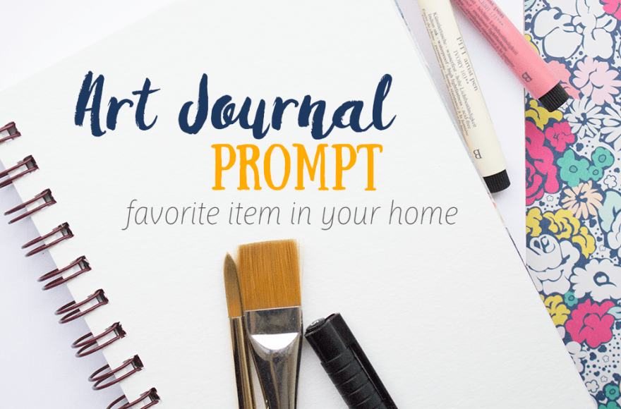 art journal prompt september
