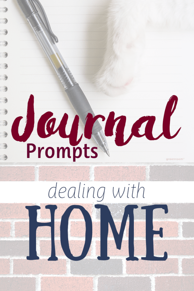 Journal Prompt Pinterest