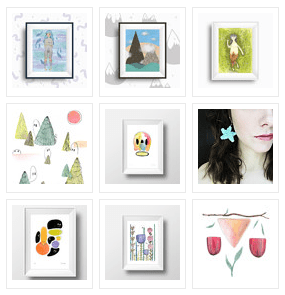CeliaAgnes on Etsy: Art Prints, Printables