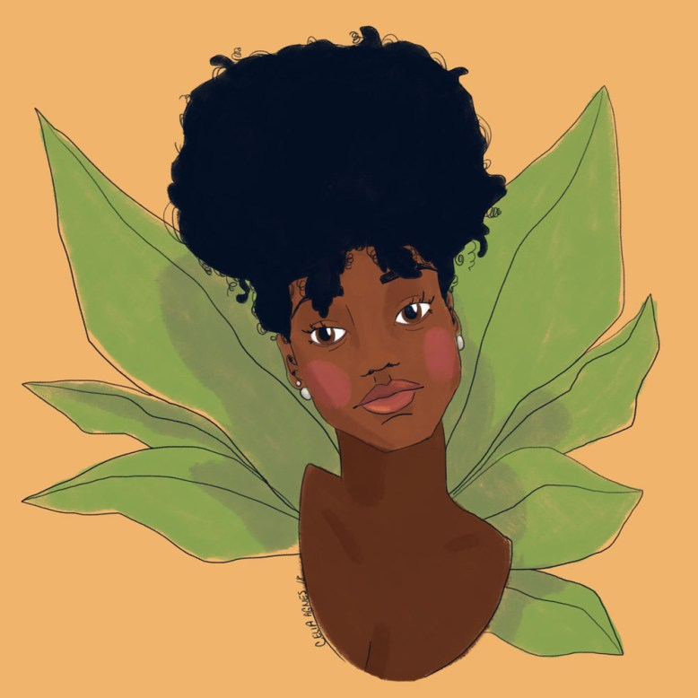 Celia Agnes, Botanical Girl