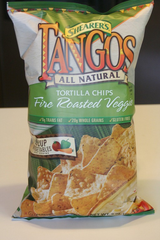 Review: Tangos Tortilla Chips - Celiac Disease