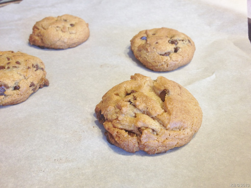 Review: Pillsbury Gluten-Free Chocolate Chip Cookie Dough ...