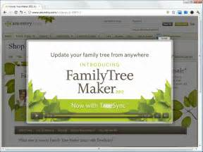 Family Tree Maker product image