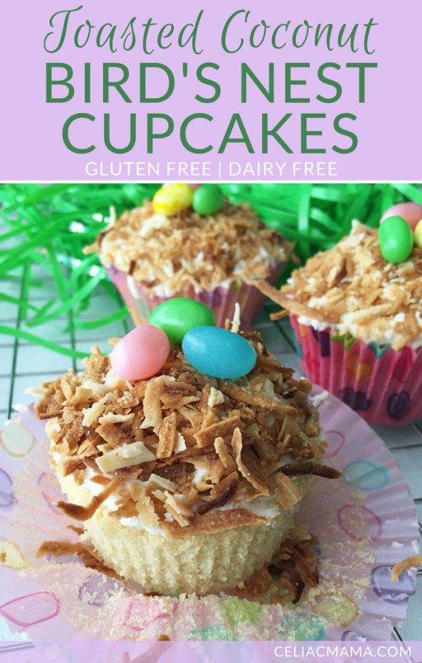gluten-free-toasted-coconut-birds-nest-cupcakes