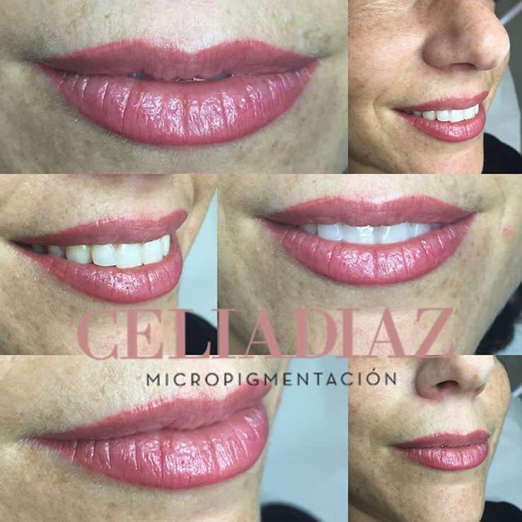 Micropigmentación Labios