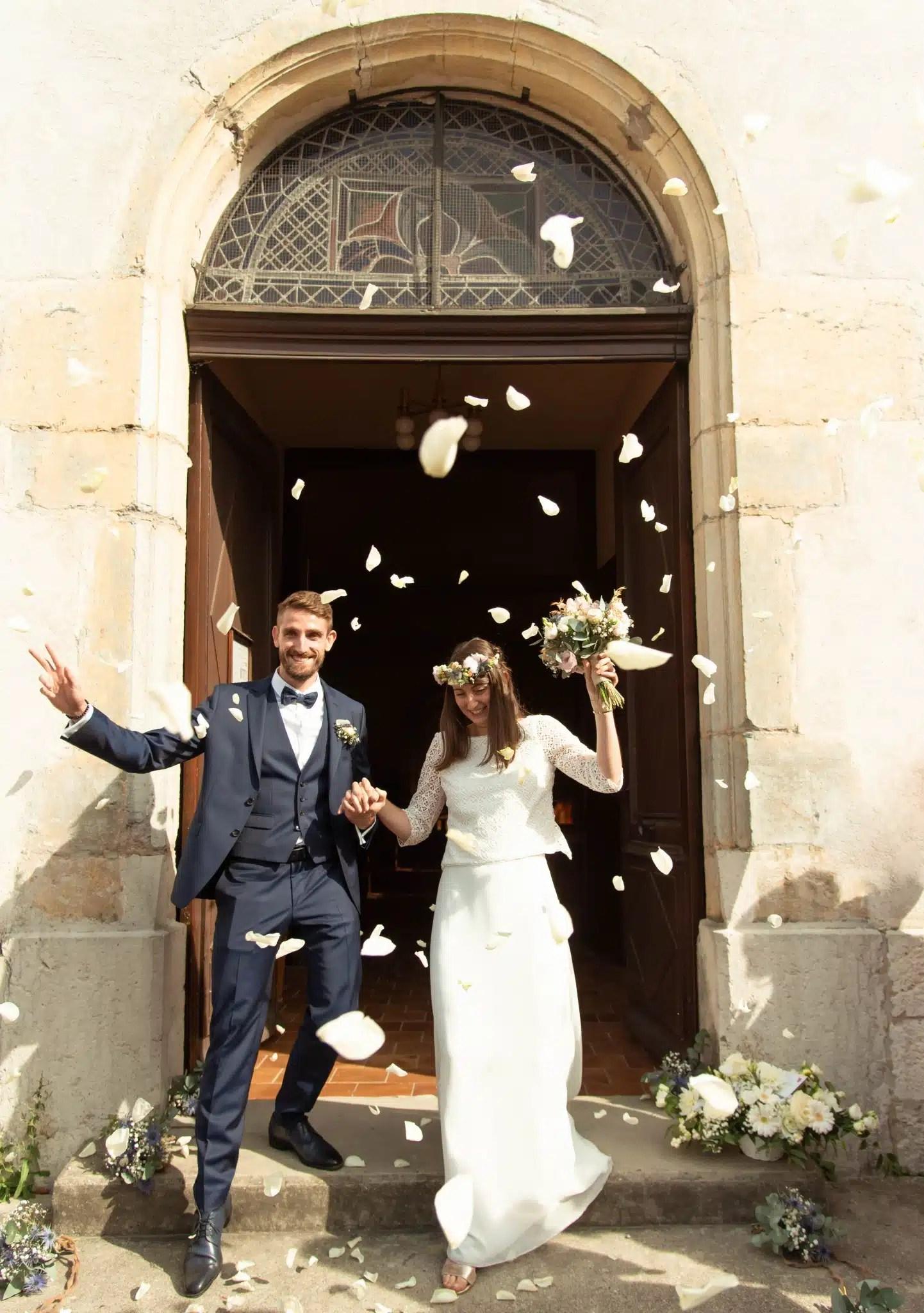 Photographe mariage église cérémonie religieuse Aix-en-Provence