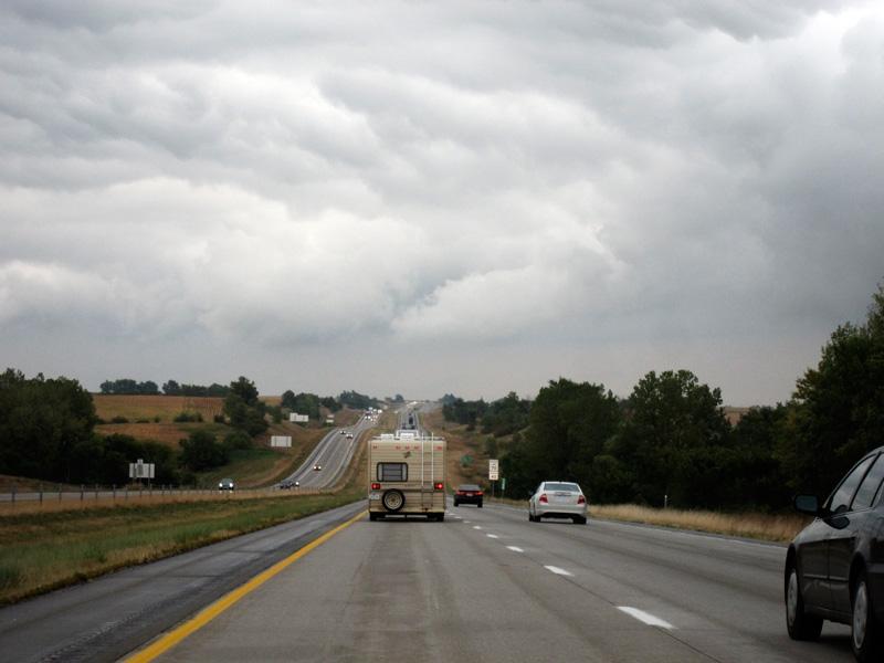 Iowa under a cloud, © 2013 Celia Her City