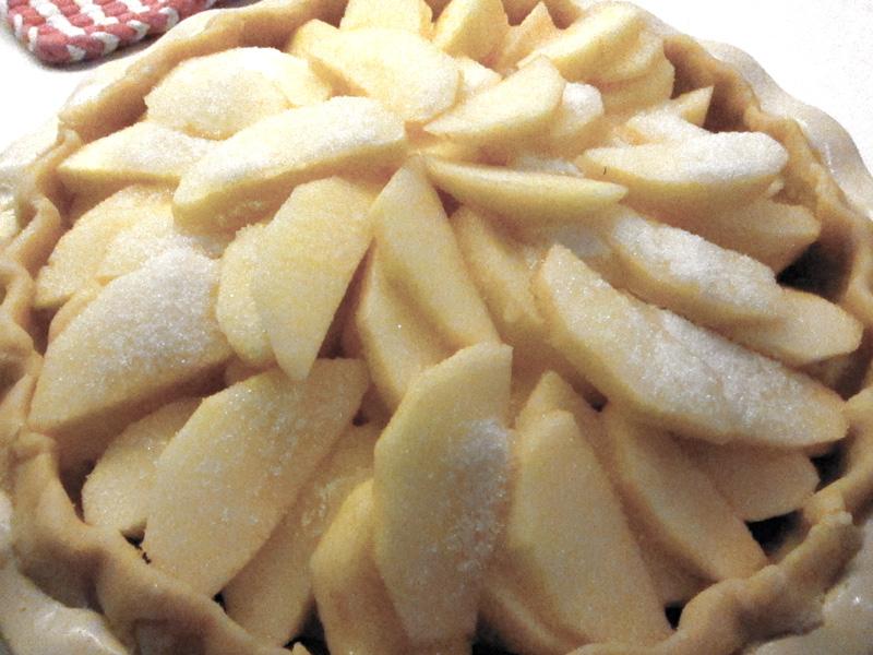 Radical apple pie, © 2013 Celia Her City
