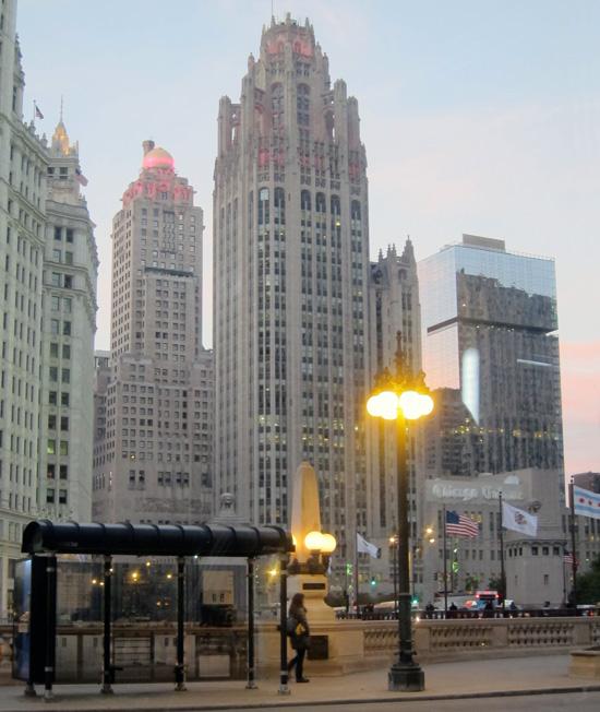 Chicago Thinks Pink, © Celia Her City