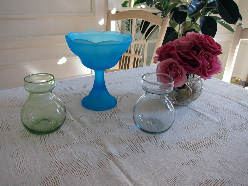 The blue vase with others, © 2014 Celia Her City