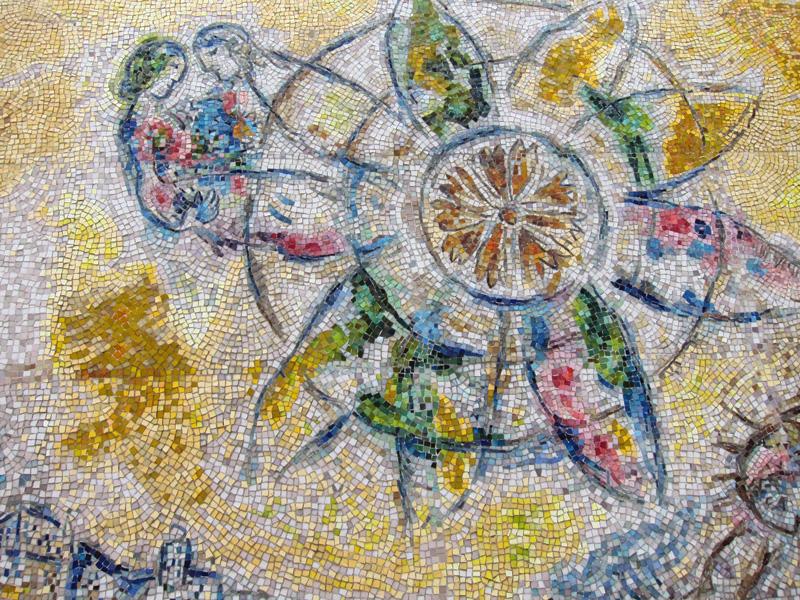Mystical wheel