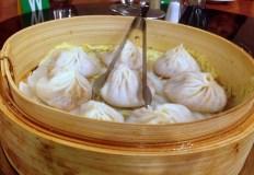 Dumplings @ Joe's Shanghai in Chinatown